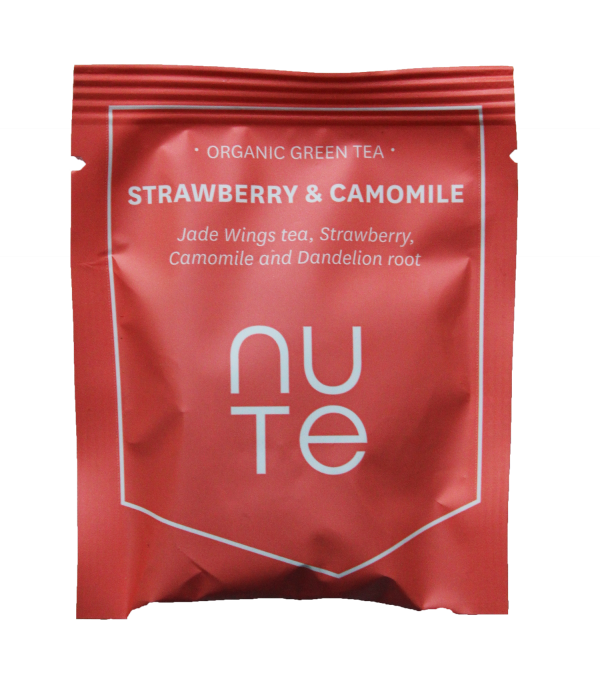 Strawberry Camomile