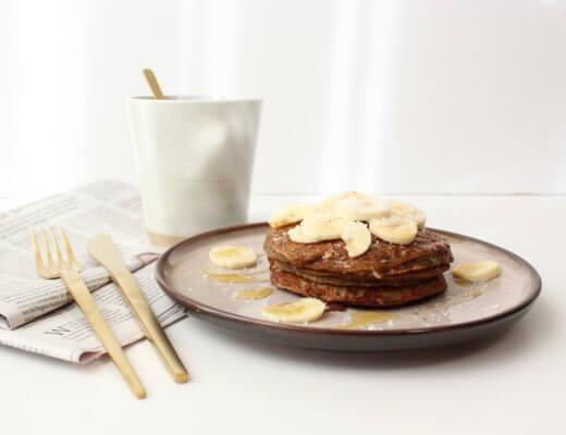 Mate Honey Pancakes