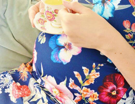 Zwanger en thee