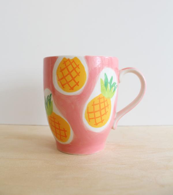 Pineapple mok